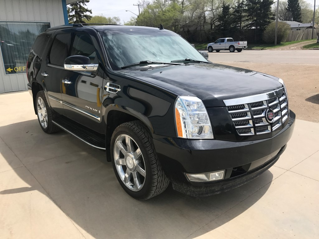 Cadillac Escalade Arrowhead Motors Ltd