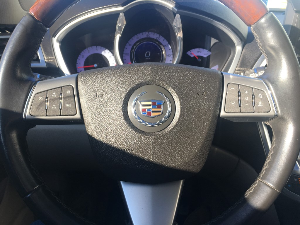 Cadillac Srx Luxury Arrowhead Motors Ltd